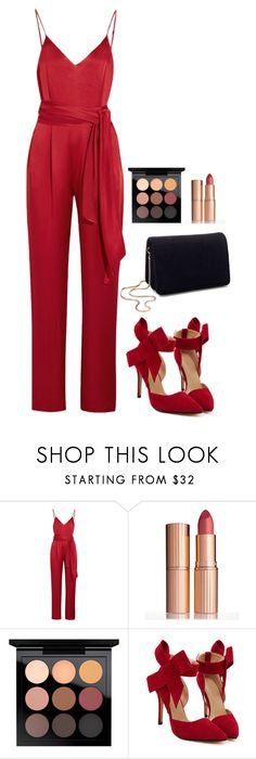 """Untitled #523"" by alibasicamina ❤ liked on Polyvore featuring Diane Von Furstenberg, Charlotte Tilbury, MAC Cosmetics, WithChic and Miss Selfridge"