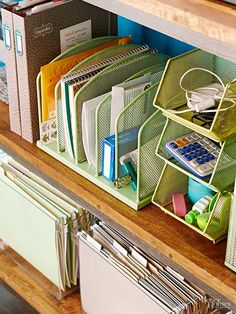 """Read All About It """"Designate a place where newspapers will go -- on a tray, in a magazine rack, or in a basket -- and when they no longer fit, it's time to move them to the recycling bin."""" -- Stacey Platt, author of What's a Disorganized Person to Do?/"""