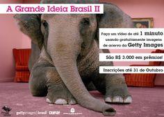 Depois do sucesso do concurso A Grande Ideia Brasil, o desafio está aberto novamente com A Grande Ideia Brasil 2