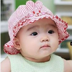 bucket hat baby - Google Search