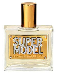 Victoria's Secret Super Model - my favorite perfume of all time...but it's been discontinued. (I can still buy it online though!)
