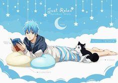 kuroko no basket official arts All Anime, Anime Guys, Akashi Kuroko, Desenhos Love, Animes To Watch, Kiseki No Sedai, Akakuro, Generation Of Miracles, Kuroko's Basketball