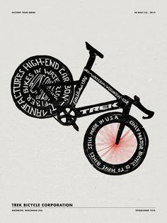 TREK BICYCLE Co    Brian Lindstrom - 50 BUILT