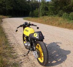 Yamaha Cafe Racer - Beautiful Motorcycle