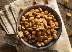These nuts and trail mix picks are loaded with sugar, fat and salt. Be sure to steer clear if you're trying to  lose weight or eat healthy.