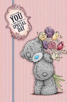 JUST FOR YOU ON YOUR SPECIAL DAY tjn