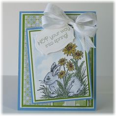Stamps - North Coast Creations Hoppy Spring