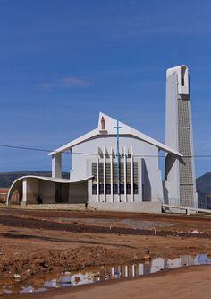 ˚Church In Lubango, Angola