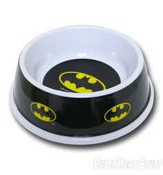 DC Batman Pet Bowl | Geek Decor