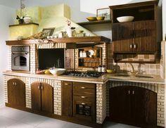 cucina in muratura prezzi - Поиск в Google