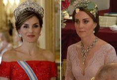 King Felipe and Queen Letizia visit England