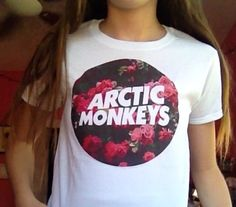 All Arctic Monkeys Shirts (3options) on Etsy, 18,63$ CAD | Perfect t-shirt for Arctic Monkeys fans. Choose between three cool designs, available on Etsy.
