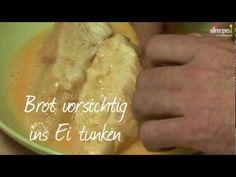 Torrijas - spanische Arme Ritter. Das Rezept gibts hier:  http://de.allrecipes.com/rezept/11596/torrijas--spanische-arme-ritter-.aspx