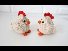 Crochet chicken pattern Crochet chicken pattern Related posts:English version Amigurumi Free Pattern 2019 new amigurumi,yarn, crochet, baby,do.Owl Ornaments The Best Crochet PatternsWe will share a wonderful. Easter Crochet Patterns, Crochet Patterns Amigurumi, Crochet Dolls, Amigurumi Minta, Crochet Hats, Chicken Pattern, Crochet Chicken, Easy Knitting Projects, Easy Projects