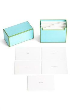 All occasion note cards to keep in the desk