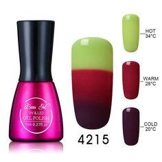 Chameleon Temperature Color Changing Nail Polish