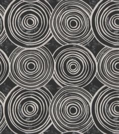 Home Decor Print Fabric-Robert Allen Whimsy Circles-Kohl