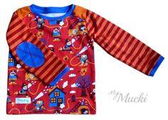 My Mucki  - > sehr coole Farbkombi und außerdem ein neuer toller Schnitt für Jungs!!!