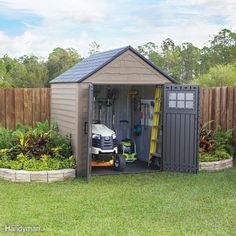 What is a Shed   Sheds Defined, Structure Types, Advantages and Disadvantages