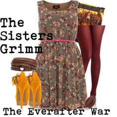 The Sisters Grimm: The Everafter War by Michael Buckley