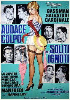 Audace colpo dei Soliti Ignoti, 1960.