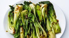 Garlicky Bok Choy Recipe | Bon Appetit