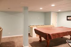 Awesome Basement flooring options in Michigan