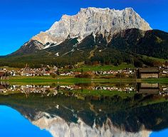 Does it get any more stunning than Zugspitze, Germany?!
