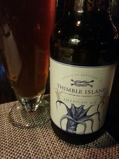 Thimble Island American Ale