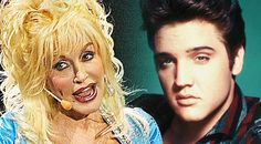 There are countless Elvis Presley impersonators, but who knew Dolly Parton was one of them?!