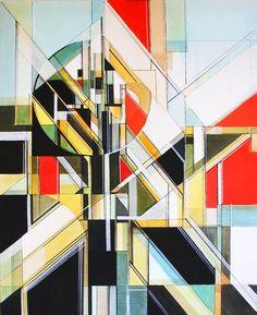Shadowplay by Liam Hennessy #painting #art http://artf.in/MPgxlQ @artfinder