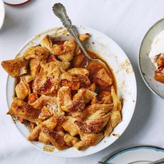 This apple pandowdy recipe is so delicious that we're just going to have to say...cobbler: You've been warned.