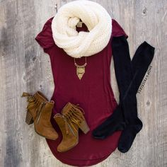 This outfit is perfect Cute Fall Outfits, Fall Winter Outfits, Stylish Outfits, Autumn Winter Fashion, Spring Outfits, Cool Outfits, Look Fashion, Fashion Outfits, Fall Fashion
