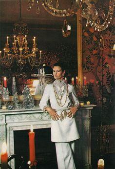 Givenchy, Valentino, Robert Mapplethorpe, Annie Leibovitz, Richard Avedon, Elsa Peretti, Carolina Herrera, 1960s Fashion, Vintage Fashion