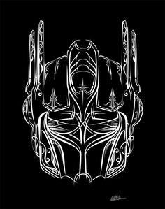 Pinstripe Prime by 6amcrisis.deviantart.com