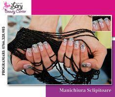 glitter party nails http://www.larybeautycenter.ro/servicii/unghii-cu-gel-sau-acryl
