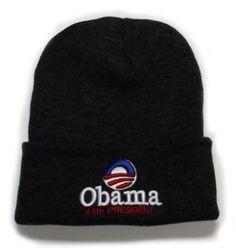 City Hunter Skiobm Obama Ski Hat - Black by City Hunter. $9.99. City Hunter Skiobm Obama Ski Hat