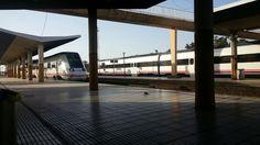 Estación de Badajoz en Badajoz, Extremadura