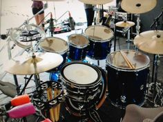 Michael Jenkins sent us this pic of his Sonor drums. Michael Jenkins, Drum Band, Drum Kits, Music Stuff, Drums, Music Instruments, Dope Music, Life, Drum Sets