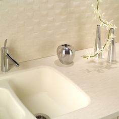 Bathroom Corian Sink
