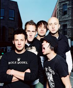 Don't know why I like this band so much :) Simple Plan