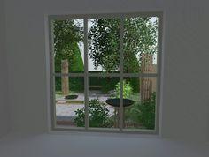 3D Tuinontwerp Amsterdam 2