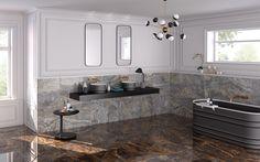 Construye tus ambientes con piezas cerámicas
