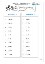 math worksheet : 1000 images about school  numeracy on pinterest  year 1 maths  : Ks1 Maths Worksheets