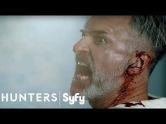 Syfys Hunters Season 1 Trailer