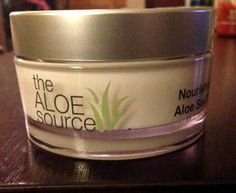 The amazing The ALOE Source Nourishing Souffle on the blog today!