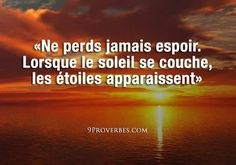 Proverbes, citations et pensées positives
