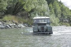 Modified Series 1 Landrover
