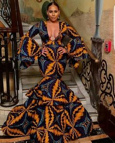 Red Carpet Dress,African Clothing For Women,African Maxi Dress,African Women Dress,Ankara Maxi Dress - Featured Dresses African Wear, African Attire, African Women, African Dress, African Fabric, African Prom Dresses, African Wedding Dress, African Fashion Dresses, Ankara Fashion