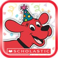 Clifford's Big Birthday is a game app that focuses on spelling and letter and word recognition for 2-5 year olds.